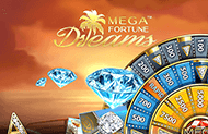Игровой автомат Mega Fortune Dreams 777 онлайн