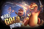 Азартная игра More Gold Diggin онлайн бесплатно