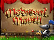 В игровой автомат Средневековые деньги на реальные деньги играть