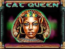 Интерфейс и бонусы игрового аппарата Cat Queen
