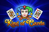 King Of Cards лучшие игровые аппараты