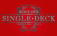 Автомат Single Deck Blackjack Professional Series онлайн