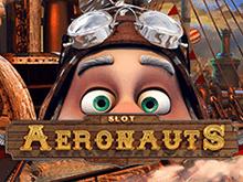 Условия выигрыша в игровом аппарате Aeronauts
